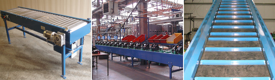 Types of Conveyor