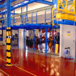 roof conveyor systems