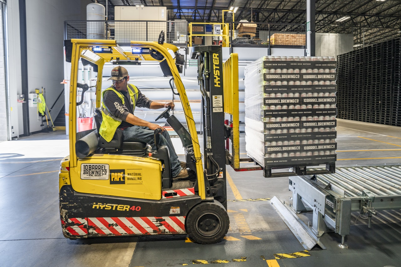 Pallet Gates improve health and safety